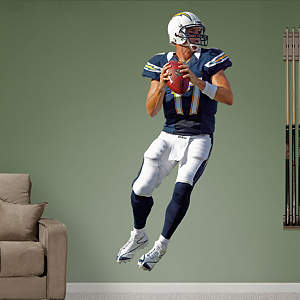 Philip Rivers - Home  Fathead Wall Decal